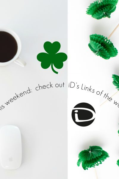 March 16 Decorating Links of the Week
