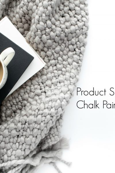 Chalk Paint, today's product spotlight