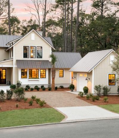 2018 HGTV Smart Home Exterior Colors