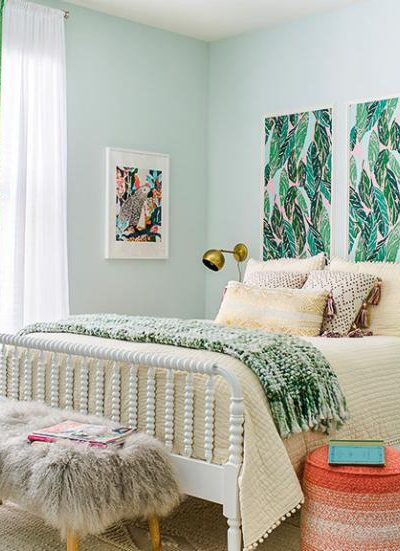 3 Girls Bedroom Decorating Ideas to grow with your Daughter
