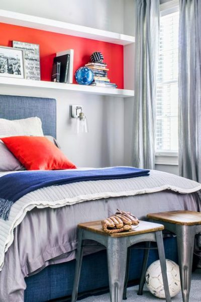 Kids Bedroom Organizing Ideas, Back to School!