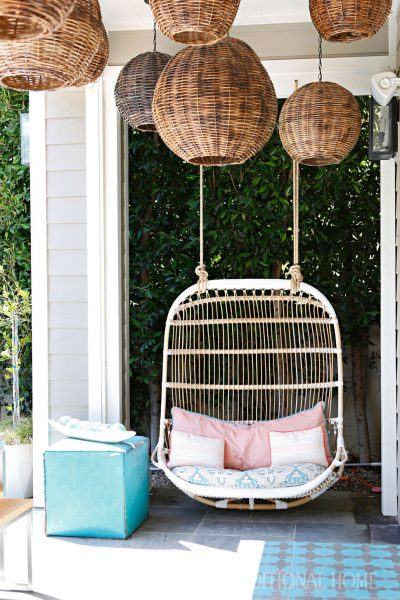 Outdoor Furnishings Designed for Fun!