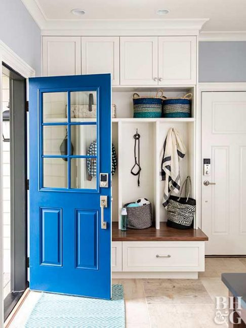 July 13, Decorating Links, mudroom ideas