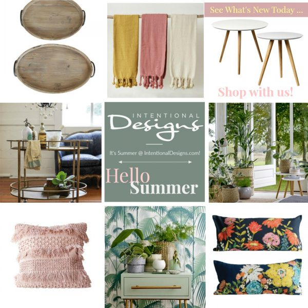 IntentionalDesigns.com Home Decor Shopping Site
