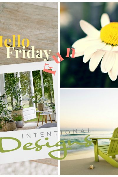 July 20, Friday's Fun Decorating Links