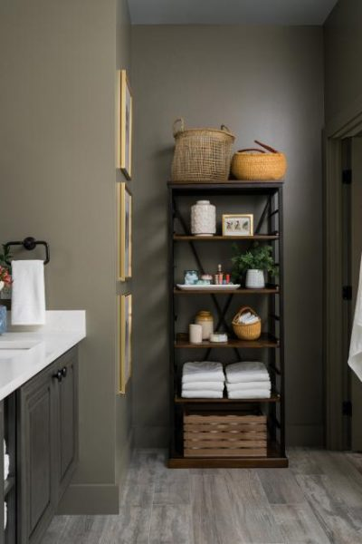 storage, diy network ultimate retreat paint color