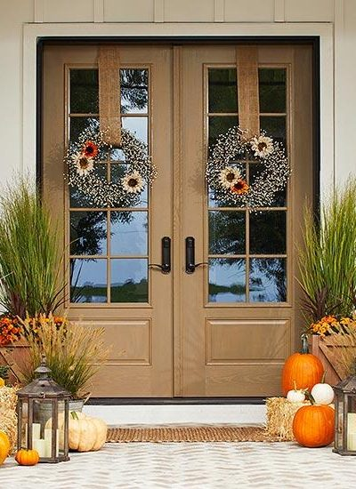 Fall Porch Decorating, 5 Quick Tips!
