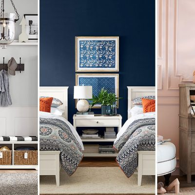 Pottery Barn 2018 Paint Colors